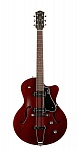 033560 5th Avenue CW Kingpin II Burgundy Электрогитара арктоп, с чехлом. Godin